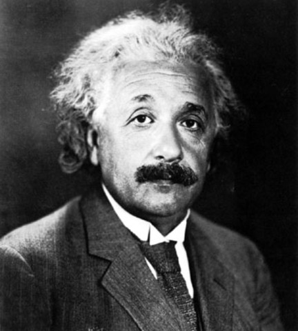 Albert Einstein alerts Franklin D. Roosevelt to an A-bomb opportunity