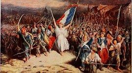Revolución francesa y Revolución americana timeline