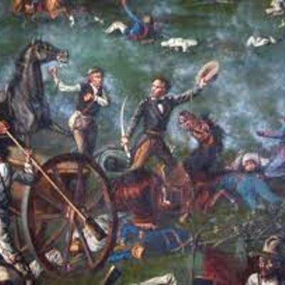Desde la Guerra de Texas hasta la Guerra de Reforma timeline