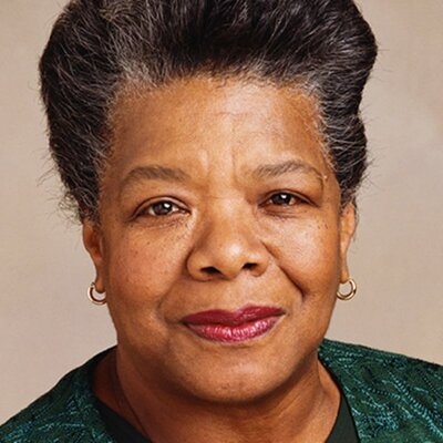 Maya Angelou (Poet) timeline