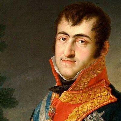 Reinado de Fernando VII timeline