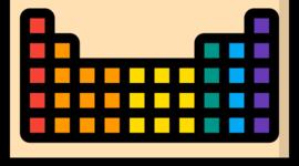 La tabla periódica timeline