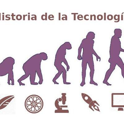 HISTORIA DEL DESARROLLO TECNOLÓGICO timeline