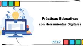 Prácticas educativas con HD. timeline