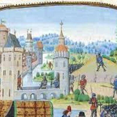 Inici de l'Edat Mitjana timeline