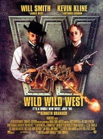The Wild Wild West!