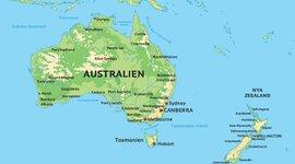 Australias english timeline