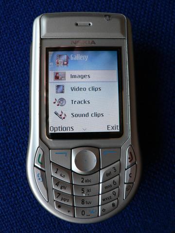 first nokia smart phone