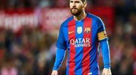 Messi's biography timeline