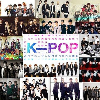 La evolucion del kpop timeline
