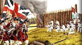 American revolution time line timeline