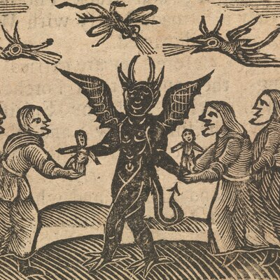 Witchcraft Treatises and their Impact timeline