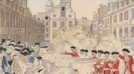 Boston Massacre timeline