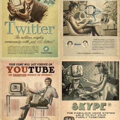 Historical Timeline of Digital Marketing