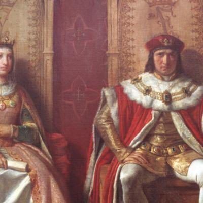 La formación de la Monarquía Hispánica y su expansión mundial. timeline