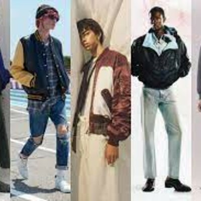 FASHION IN THE LAST DECADES timeline