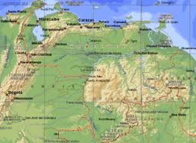 TRATADO DE LIMITES ENTRE COLOMBIA Y VENEZUELA