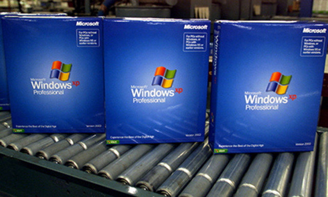 """""""Windows XP-stable, useable, and fast"""""""