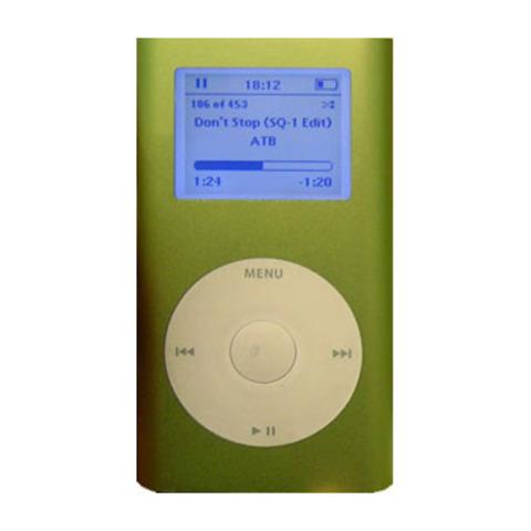 iPod Mini comes out
