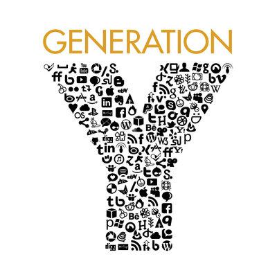 Generation Y, AKA Millennials  timeline