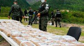 Narcotrafico en Colombia timeline