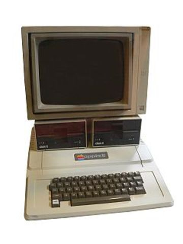 The Apple II is publicly introduced for $1295.