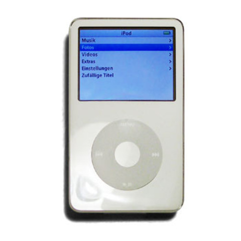 Sixth Generation iPod Classic