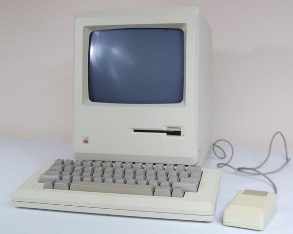 The Apple Macintosh invented.
