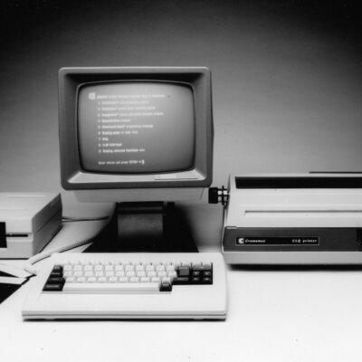Historia y evolución de la informática timeline