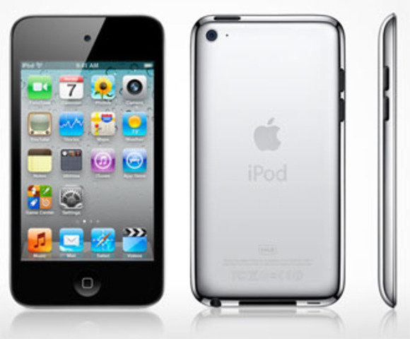 iPod Touch Fourth Generation