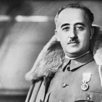 Francisco Franco timeline