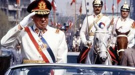 Dictadura en Chile. timeline