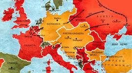 Prima Guerra Mondiale timeline
