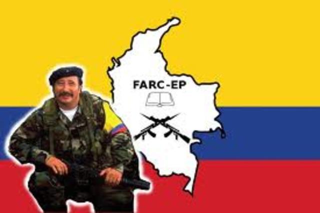 FORTALEZA DE LAS FARC
