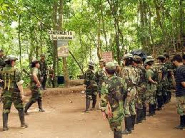 BAJO PODER DE LAS FARC