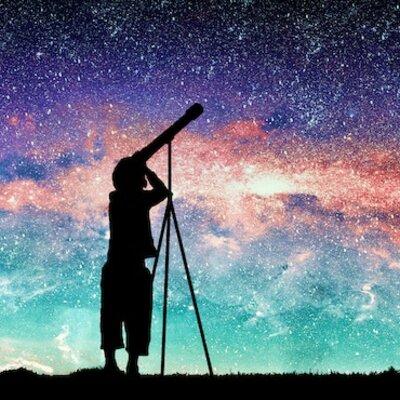 Historia de la Astronomia timeline