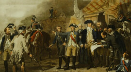 American revolution turing points timeline