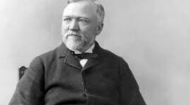 The Life of Andrew Carnegie timeline