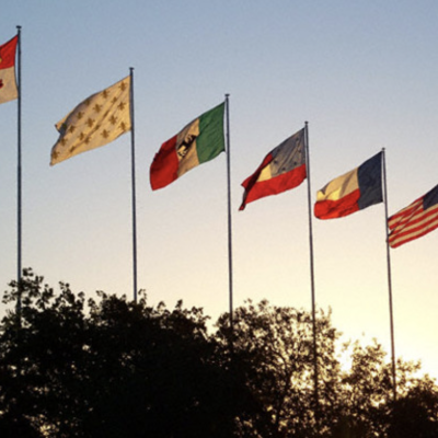 Latin American and Texas History Timeline