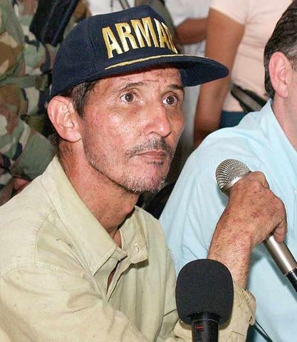 secuestro Fernando Araújo Perdomo