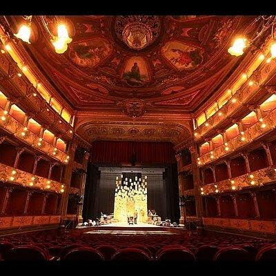 Teatro en Colombia  timeline