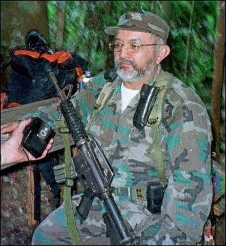 muerte de Raúl Reyes.