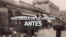 Procesos Históricos de Guatemala timeline