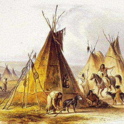 Plains Indians Timeline Project