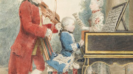 The Classical Era 1730s-1810s timeline