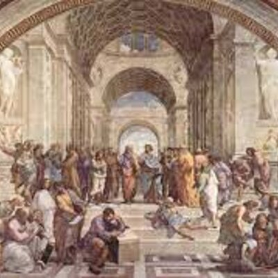 Eix cronològic Història de la filosofia - Carla i Marc timeline