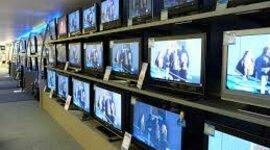 evolucion de los televisores timeline