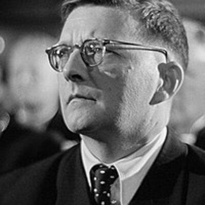 Συμφωνίες που μου άρεσαν από τα έργα του Dmitri Shostakovich timeline