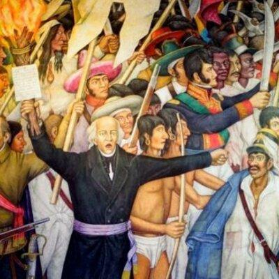 La independencia de las colonias españolas en América timeline