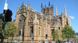 Significant events in the Australian church's history timeline